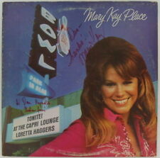 SIGNED MARY KAY PLACE  Loretta Haggers AUTOGRAPHED  Mary Hartman TV Series
