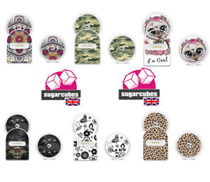 MiaoMiao 2 TWO adhesive sticker set (waterproof tapes) - various designs