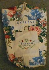 """17"""" x 21"""" EXPRESS Large Laundry Bag in French Country Floral"""