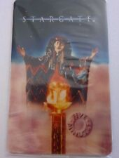 RA  Stargate Movie Phone card in original cello packaging as issued