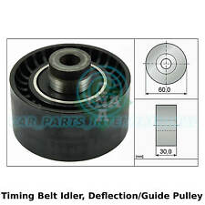 INA Timing Belt Idler, Deflection/Guide Pulley - 532 0345 10 - OE Quality