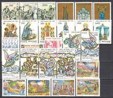 VATICANO 1988 Annata completa 26 valori ** con Posta Aerea