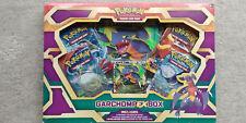 GARCHOMP EX Collection Box Pokemon TCG Cards Sealed Packs XY Base Set Flashfire