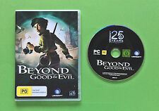 Beyond Good & Evil for PC - See My Ebay Store For More Games