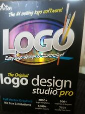 Logo Design Studio Pro by Summitsoft Brand New & Sealed