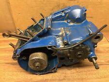 86-88 Suzuki RM125 Bottom End Engine Cases Crank Trans Clutch Flywheel - D