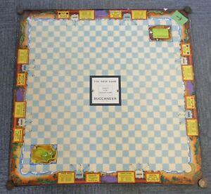 Vintage Waddingtons Buccaneer Game - Board Only           |112