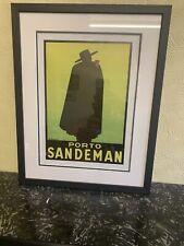More details for framed original print of porto sandeman dec 1938 french l'illustration magazine