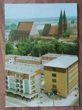 AK Frankfurt (Oder) / Brandenburg - Karl - Ritter - Platz  / ca. 1988