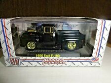 2013 M2 GOLD CHASE GROUND POUNDERS 1956 Ford F-100 RARE 1/64 FACTORY SEALED
