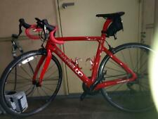 PINARELLO GAN 2019 model frame size 54 Red color body with Bottle holder