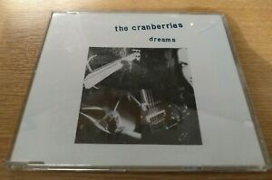 The Cranberries - Dreams 2 track CD single