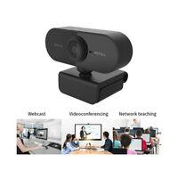 WEBCAM 1080P FHD FULL HD GIREVOLE 360° CON MICROFONO AUTOFOCUS VIDEOCHIAMATA.
