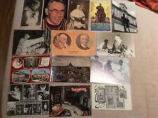 14 CARTOLINE ANNO SANTO 1975 PAPA GIOVANNI PAOLO I  GIOVANNI XXIII PADRE PIO