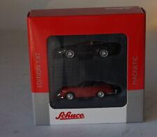 Schuco 2490300 2 x PORSCHE Magnetic Set 1:87 model car