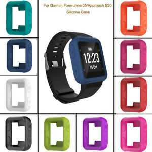 For Garmin Forerunner35/30/ApproachS20 Smart Watch Case Silicone Protective Case