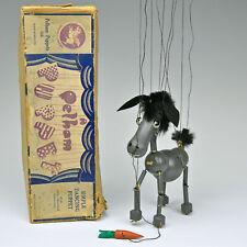 Vintage Pelham Puppet - LA DONKEY - Original Box