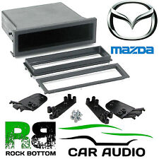MAZDA MX5 1990 Onwards Car Stereo Radio Universal DIN E Fascia Facia Pocket Tray