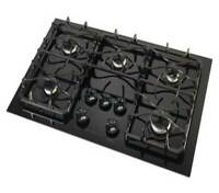 Frigidaire Gallery Series 36 Inch Sealed Burner Gas Cooktop - GLGC36S8EB