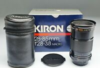 KIRON MC 28-85/2,8-3,8 MACRO 1:4 per Minolta MD