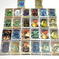 Bakugan Trading Cards Magnetic - Lot of 26