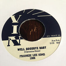 FRANKIE LEE Sims aime to boogie Real Low Northern Soul r&b JUKEBOX Jam