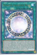 LEDD-DEA15 Dunkler magischer Kreis   Ultra Rare 1.Auflage  Neu