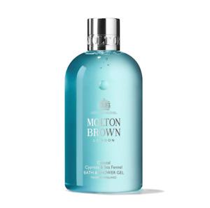 Molton Brown Coastal Cypress and Sea Fennel Bath and Shower Gel 300ml