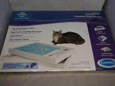 ScoopFree Blue Crystals Litter Disposable Tray, 4.5-Pounds Single