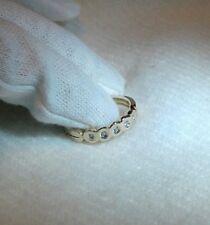 Ring gold 585 mit diamanten 0.25ct