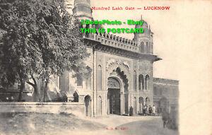 R440210 Hundred Lakh Gate. Lucknow. S. D. M. 4280