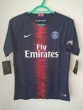 2018/19 PSG Home Jersey #10 Neymar Jr XLarge Nike Soccer Paris Saint Germain NEW