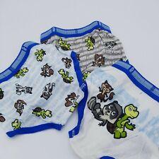 2006 cotton Briefs underwear Over The Hedge Briefs size 6 Boys knickers raccoon