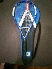 Wilson Ncode N4 Tennis Racquet 4 3/8 Very Good Condition