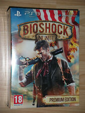 Ps3 Bioshock Infinite Premium Edition a First Person Shooter PlayStation PAL