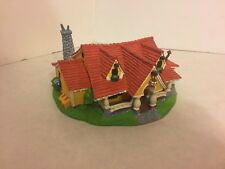 Mickey's Toontown - The Land That Toons Built - Mickey's House - Figurine - RARE