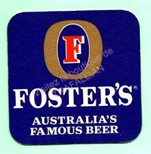 sous-bock FOSTER'S bierdeckel coaster bierviltje beermat L1214
