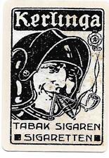 SM53 SINGLE swap playing cards MINT SMOKING KERLINGA TABACS SIGARETTEN