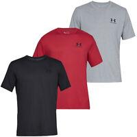 UNDER ARMOUR Sportstyle Left Chest T-Shirt Herren Freizeitshirt Sportshirt kurz