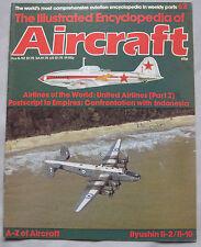 Encyclopedia of Aircraft Issue 62 Ilyushin Il-2 & Il-10 cutaway drawing