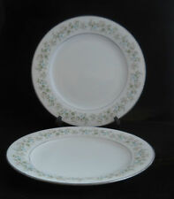 "Noritake China Salad Plate 8 3/8"" set of 2, Savannah Replacement Pieces"