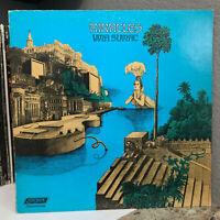"YMA SUMAC - Miracles (London XPS-608) - 12"" Vinyl Record LP - VG+"