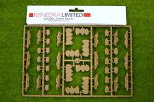 SANDBAGS SINGLE FRAME RENEDRA Scenery & Terrain 28mm