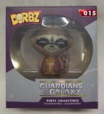 Dorbz Marvel Guardians of the Galaxy Rocket The Raccoon Vinyl Figure Toy 015 New