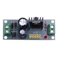 Module de RéGulateur de Tension à Trois Bornes L7805 LM7805 5V pour Arduino A9Q6