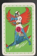 Playing Swap Cards 1 Single 1970's Japanese Anime Ninja Gatchaman TV Series N30