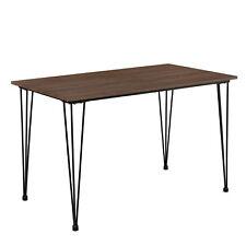 """[en.casa]® Design Esstisch """"Hairpin"""" [120x70cm] Küchentisch Esszimmertisch Tisch"""