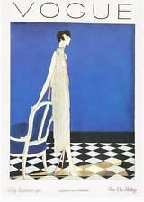 ART DECO Vogue Magazine Cover début septembre 1925... Qualité bookprint
