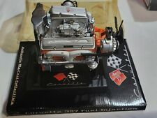 Liberty Classics Corvette 327 Fuel Injection Engine 16 Scale With Cover
