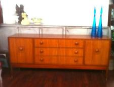Brown Teak Sideboards, Buffets & Trolleys